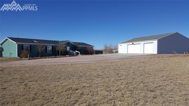 12225 Safe Landing Drive, Peyton, CO 80831 (#4433080) :: The Peak Properties Group
