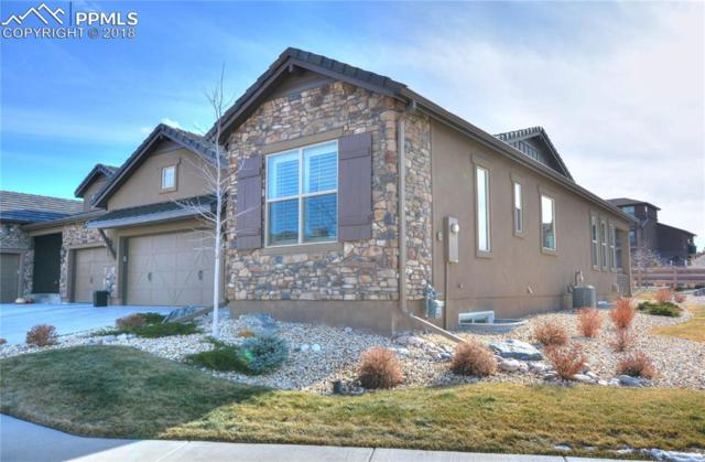 2196 Villa Creek Circle, Colorado Springs, CO 80921 (#4436262) :: The Hunstiger Team