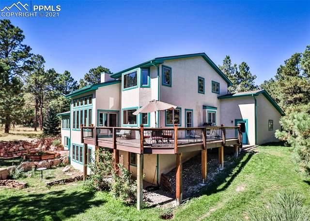 8285 Kirk Drive, Colorado Springs, CO 80908 (#4437090) :: The Treasure Davis Team   eXp Realty