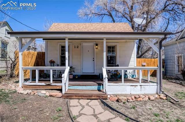 12 W Mill Street, Colorado Springs, CO 80903 (#4437195) :: Venterra Real Estate LLC