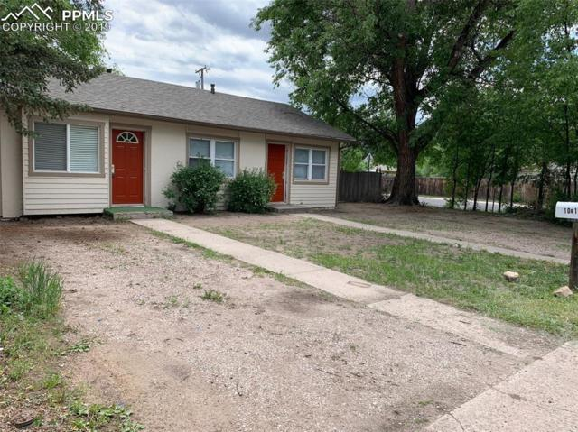 1001 E Second Street, Colorado Springs, CO 80907 (#4440279) :: Fisk Team, RE/MAX Properties, Inc.