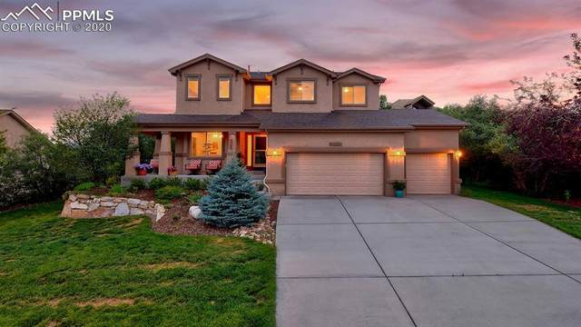 12622 Woodruff Drive, Colorado Springs, CO 80921 (#4442734) :: The Treasure Davis Team