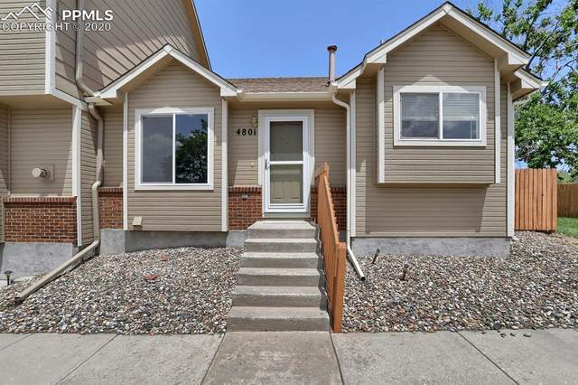 4801 Live Oak Drive, Colorado Springs, CO 80916 (#4443188) :: The Harling Team @ Homesmart Realty Group