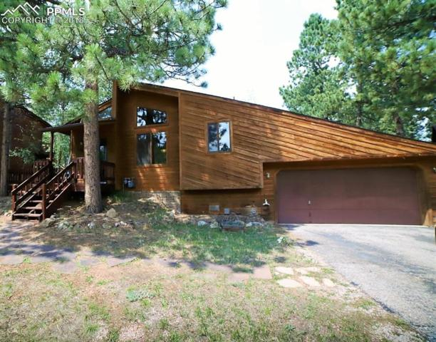 760 Pinon Ridge Drive, Woodland Park, CO 80863 (#4444432) :: Colorado Home Finder Realty