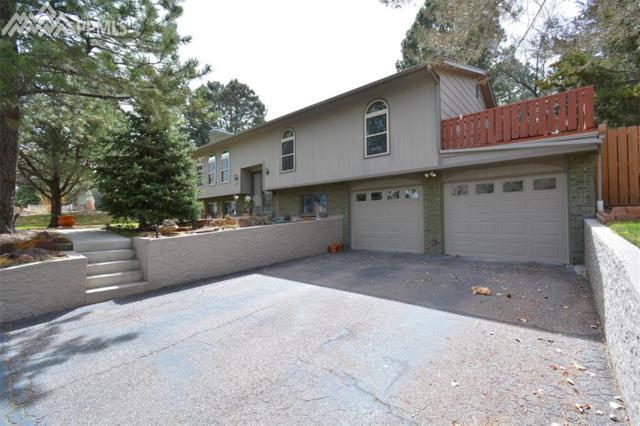 2703 Northcrest Drive, Colorado Springs, CO 80918 (#4445313) :: Jason Daniels & Associates at RE/MAX Millennium