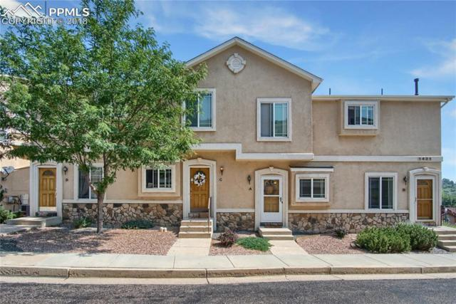 1431 Madison Ridge Heights A, Colorado Springs, CO 80904 (#4445802) :: 8z Real Estate