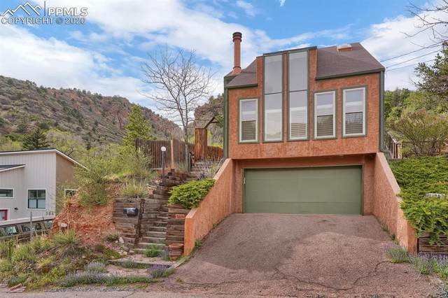 380 Pilot Knob Avenue, Manitou Springs, CO 80829 (#4446797) :: Action Team Realty