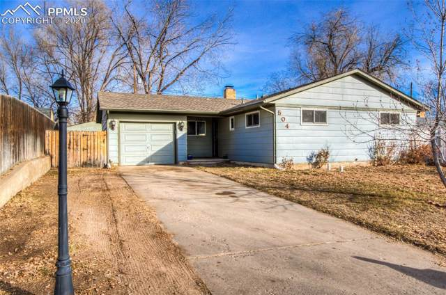 504 Esther Drive, Colorado Springs, CO 80911 (#4447338) :: Tommy Daly Home Team
