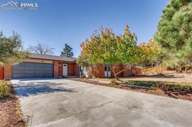 205 Dolomite Drive, Colorado Springs, CO 80919 (#4447769) :: The Hunstiger Team
