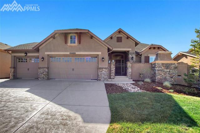 13455 Cedarville Way, Colorado Springs, CO 80921 (#4449284) :: The Treasure Davis Team