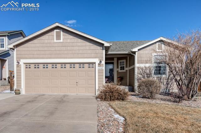 4345 Poplar Brook Drive, Colorado Springs, CO 80922 (#4449867) :: The Kibler Group