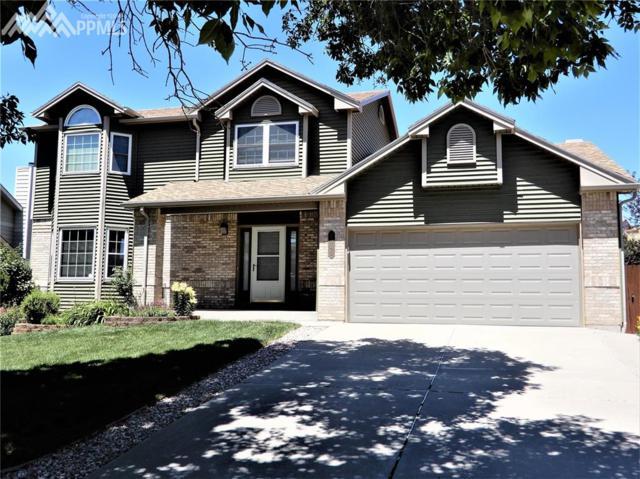 4945 Ramblewood Drive, Colorado Springs, CO 80920 (#4450059) :: The Treasure Davis Team