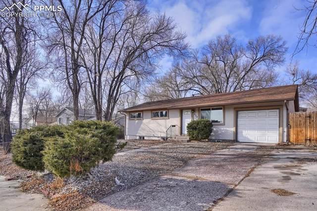 834 S Circle Drive, Colorado Springs, CO 80910 (#4452910) :: 8z Real Estate