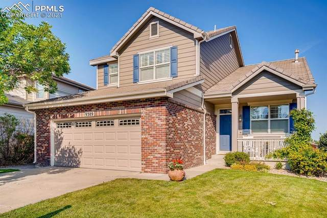 9389 Longstone Drive, Parker, CO 80134 (#4452960) :: Action Team Realty