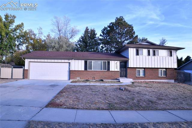 4415 Flintridge Drive, Colorado Springs, CO 80918 (#4454194) :: The Kibler Group