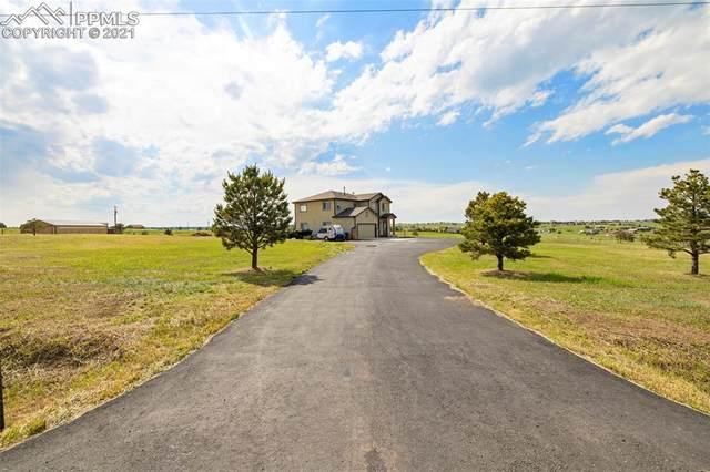 13590 Woodlake Road, Elbert, CO 80106 (#4454433) :: Dream Big Home Team | Keller Williams