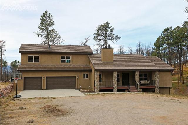 13210 W Ravine Drive, Colorado Springs, CO 80908 (#4455479) :: 8z Real Estate