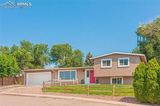 26 E Clover Circle, Colorado Springs, CO 80906 (#4456476) :: Re/Max Structure