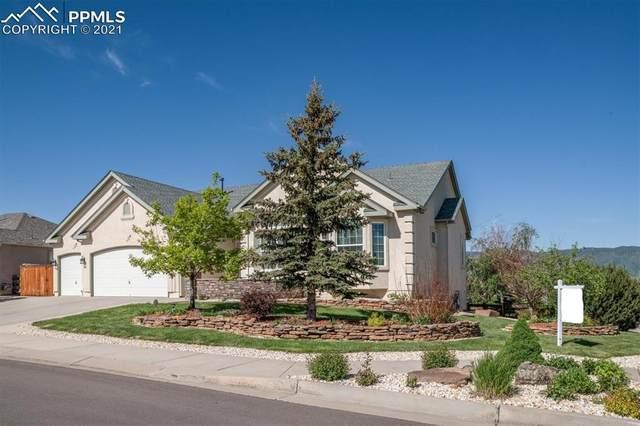16286 Windsor Creek Drive, Monument, CO 80132 (#4456623) :: Dream Big Home Team | Keller Williams