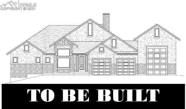 11436 Bison Meadows Court, Colorado Springs, CO 80106 (#4456984) :: Tommy Daly Home Team