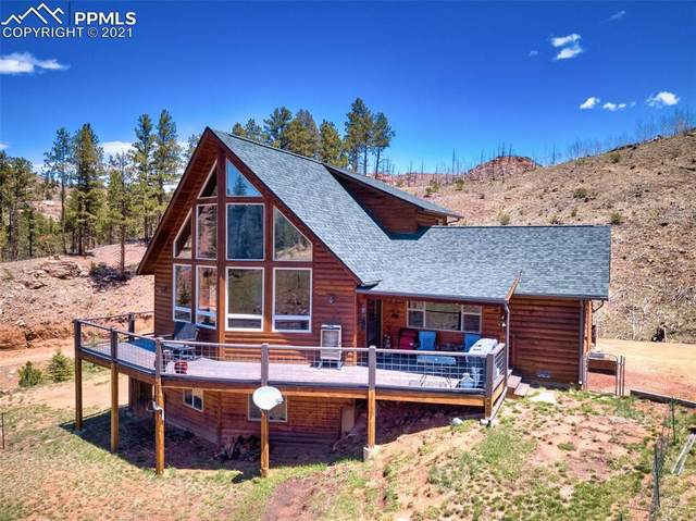 14003 S Highway 67, Woodland Park, CO 80863 (#4458675) :: CC Signature Group
