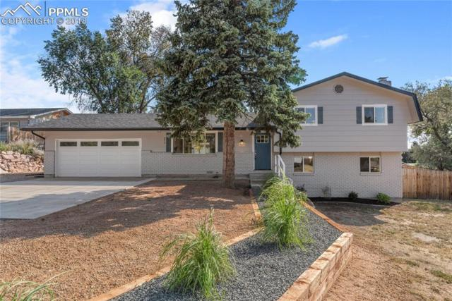 5015 Sapphire Drive, Colorado Springs, CO 80918 (#4458817) :: Jason Daniels & Associates at RE/MAX Millennium