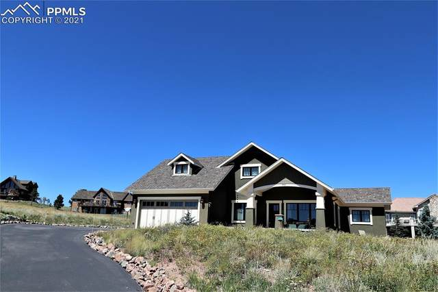 411 Meadow Park Drive, Divide, CO 80814 (#4458924) :: Action Team Realty