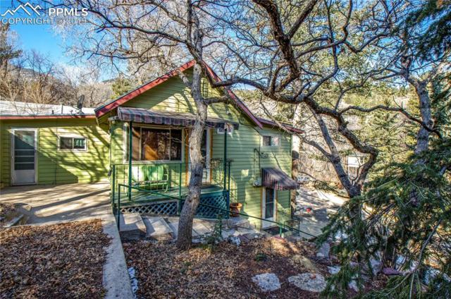 331 Ruxton Avenue, Manitou Springs, CO 80829 (#4459854) :: The Hunstiger Team