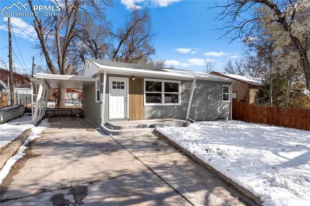 1121 Swope Avenue, Colorado Springs, CO 80909 (#4461909) :: The Kibler Group