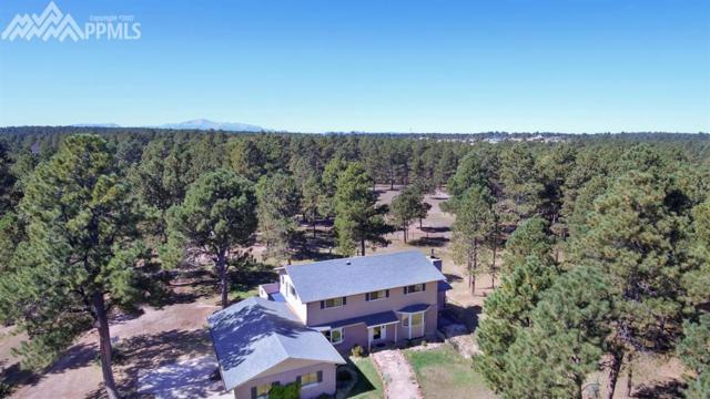15020 W Coachman Drive, Colorado Springs, CO 80908 (#4464550) :: 8z Real Estate