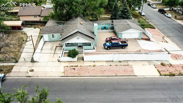 306 S Institute Street, Colorado Springs, CO 80903 (#4465215) :: Finch & Gable Real Estate Co.
