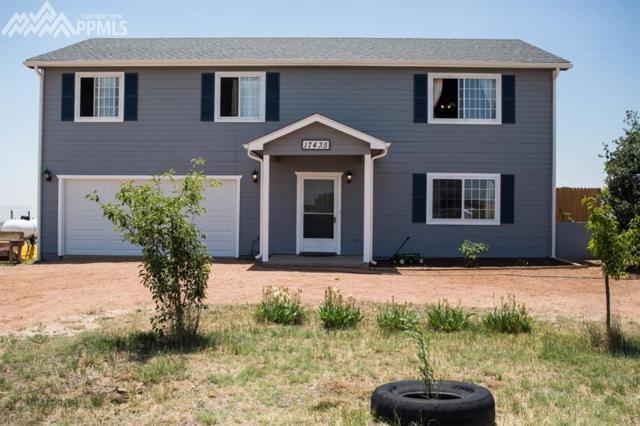 17435 Wagon Train Loop, Peyton, CO 80831 (#4465580) :: 8z Real Estate