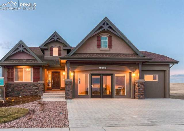 10069 Thrive Lane, Colorado Springs, CO 80924 (#4466463) :: The Treasure Davis Team