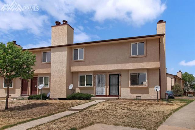 3013 Starlight Circle, Colorado Springs, CO 80916 (#4467925) :: Jason Daniels & Associates at RE/MAX Millennium