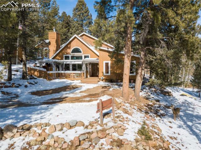 46 Barr Lake Circle, Divide, CO 80814 (#4468308) :: Harling Real Estate