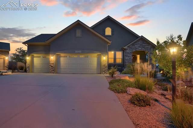 9120 Rock Pond Way, Colorado Springs, CO 80924 (#4469897) :: Tommy Daly Home Team