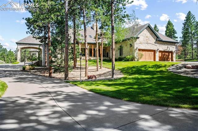 1215 Kylie Heights, Woodland Park, CO 80863 (#4471455) :: Tommy Daly Home Team