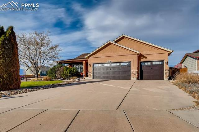 6828 Ancestra Drive, Fountain, CO 80817 (#4473309) :: The Kibler Group