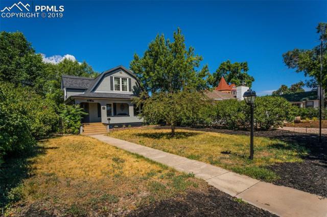 2416 N Tejon Street, Colorado Springs, CO 80907 (#4474286) :: The Peak Properties Group
