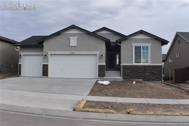 3287 Golden Meadow Way, Colorado Springs, CO 80908 (#4476621) :: Perfect Properties powered by HomeTrackR