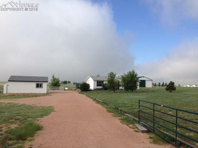 21045 Mcdaniels Road, Calhan, CO 80808 (#4476670) :: 8z Real Estate