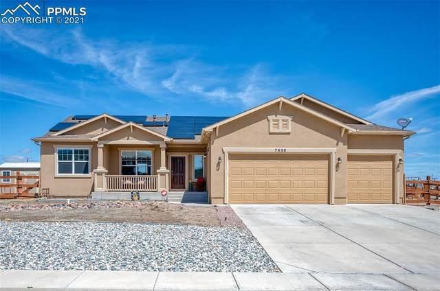 7435 Antelope Meadows Circle, Peyton, CO 80831 (#4476699) :: The Treasure Davis Team | eXp Realty