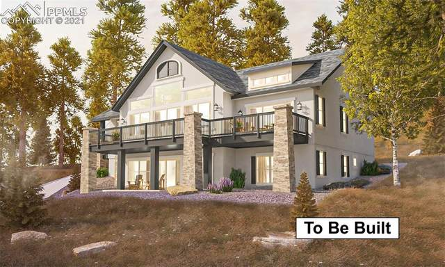 936 Locklin Way, Woodland Park, CO 80863 (#4477533) :: 8z Real Estate