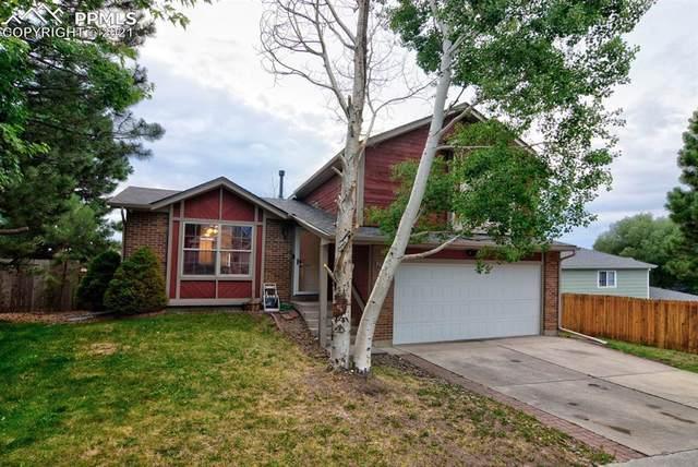 15230 Chelmsford Street, Colorado Springs, CO 80921 (#4479402) :: The Kibler Group