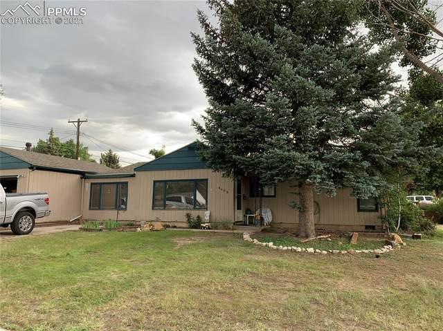 4603 N Weber Street, Colorado Springs, CO 80907 (#4479680) :: Dream Big Home Team   Keller Williams