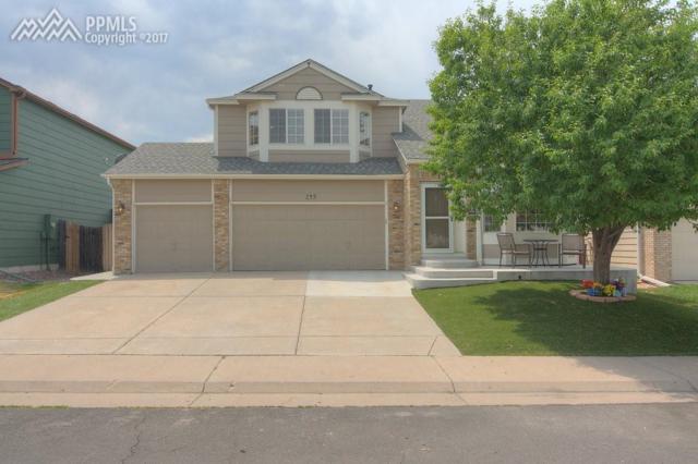 249 Chelsea Street, Castle Rock, CO 80104 (#4480337) :: 8z Real Estate