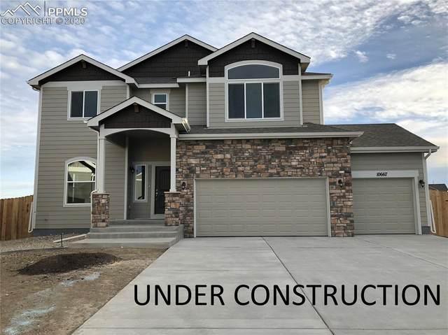 10531 Wrangell Circle, Colorado Springs, CO 80924 (#4483257) :: Finch & Gable Real Estate Co.