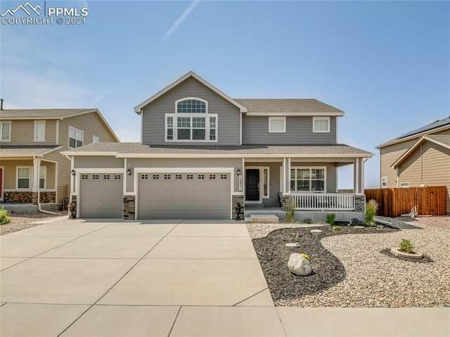 10841 Scenic Brush Drive, Peyton, CO 80831 (#4484775) :: Finch & Gable Real Estate Co.