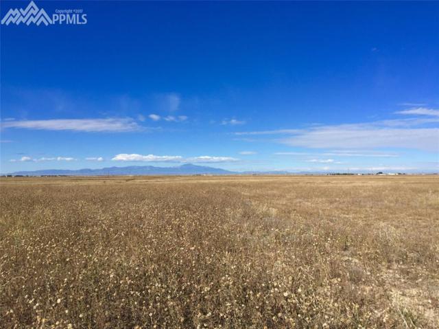 001 Big Springs Road, Calhan, CO 80808 (#4493521) :: The Treasure Davis Team