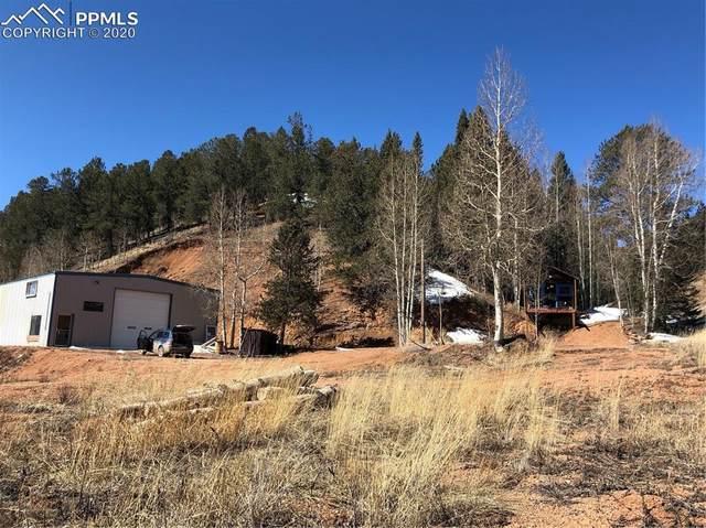 20457 S Highway 67 Highway, Divide, CO 80814 (#4494871) :: 8z Real Estate